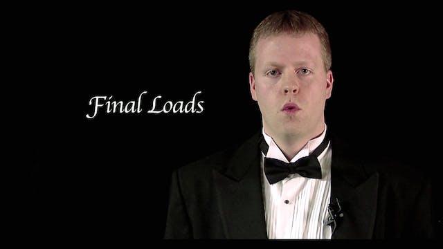 Final Loads