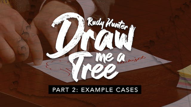 Draw Me a Tree: Example Studies Instant Download
