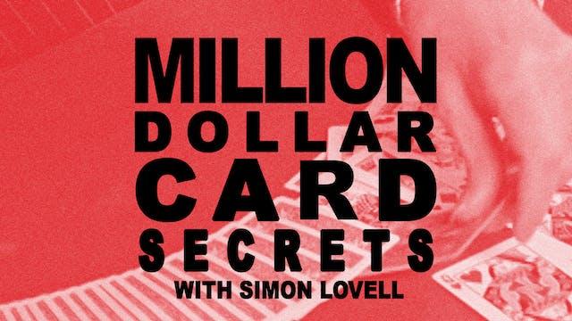 Million Dollar Card Secrets Full Volume - Download