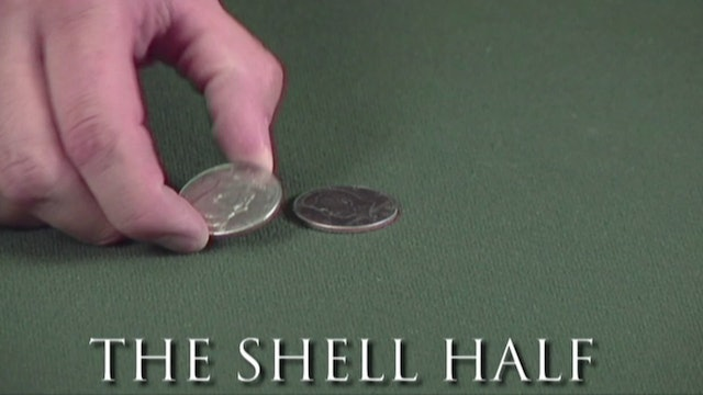 Shell and Folding  Half