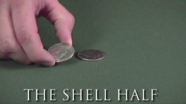 Shell and Folding  Half