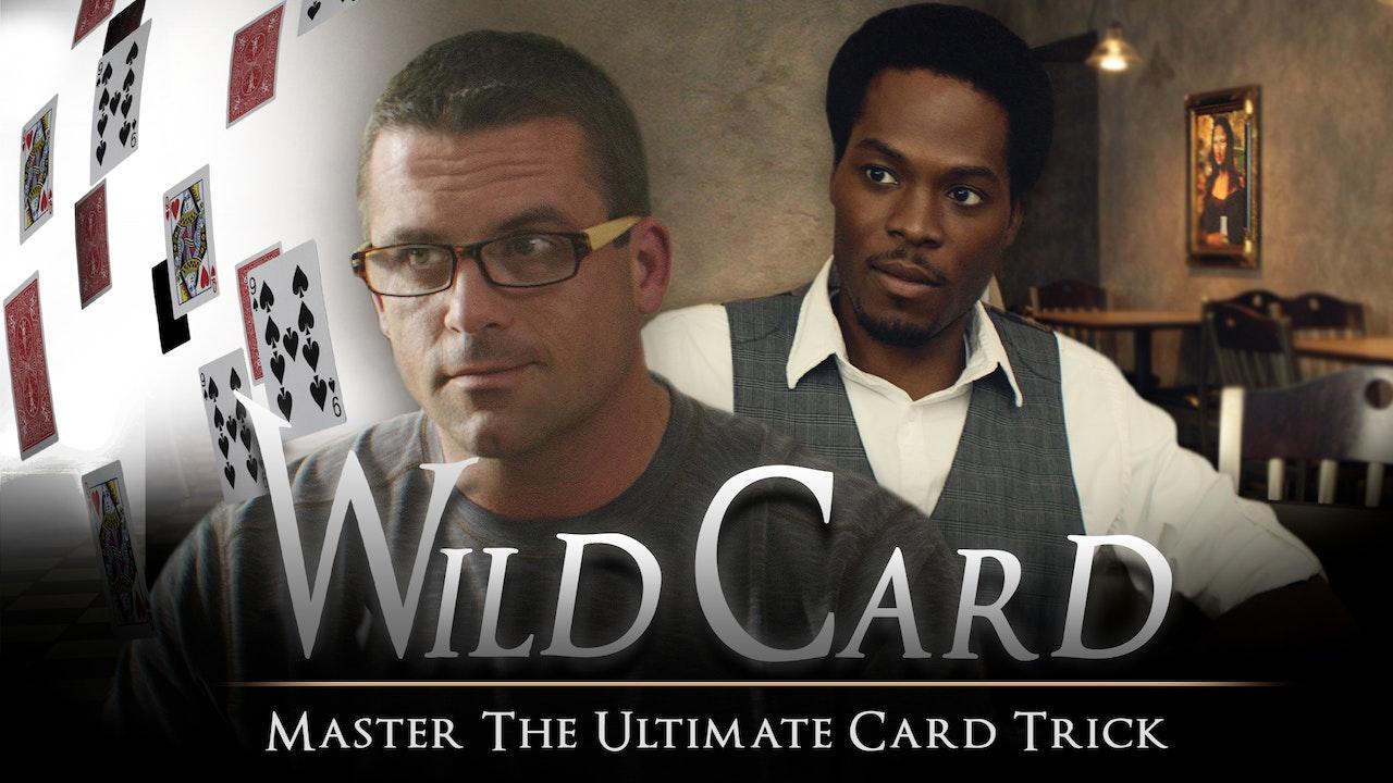 Learn the Wild Card on MasterMagicTricks.com