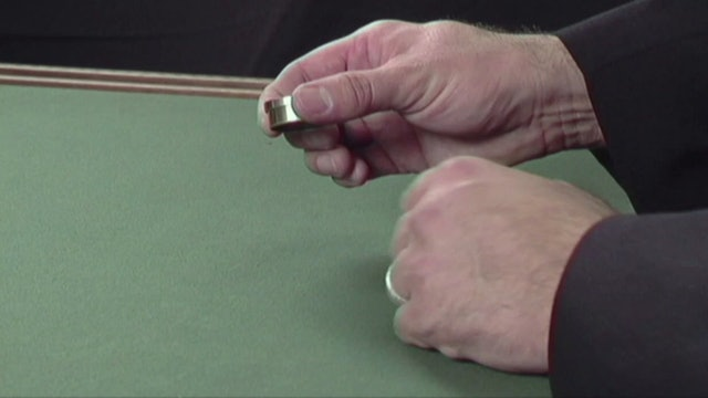 Silver to Copper with the Okito Coin Box