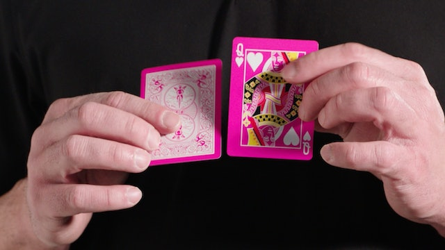 Reversed Pink Deck - Learn
