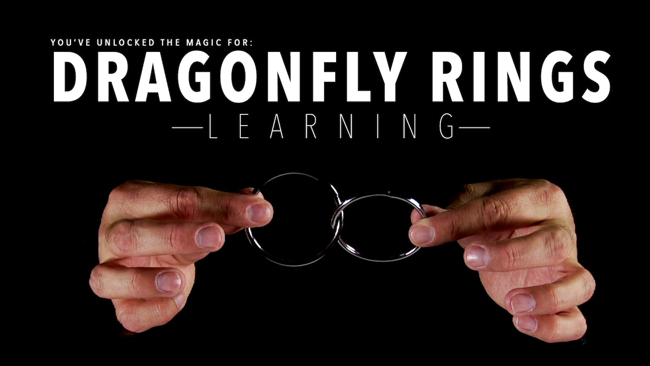 Dragonfly Rings - Learning
