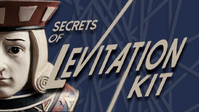 Learn the Levitation Kit on MasterMagicTricks.com