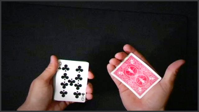 Two Card Change Variation