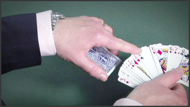Topsy Turvy Cards