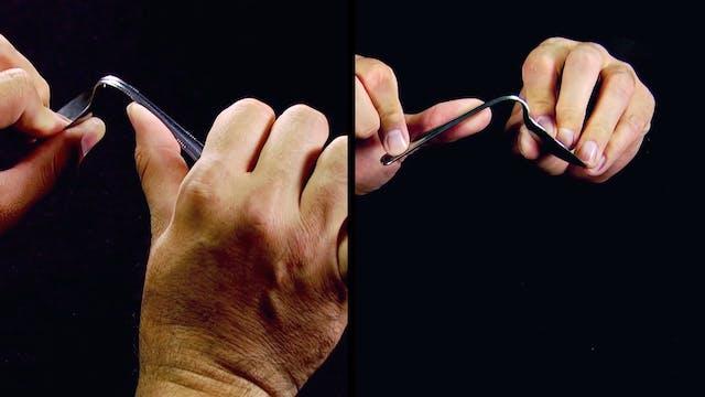 Spoon Bending: Explanation