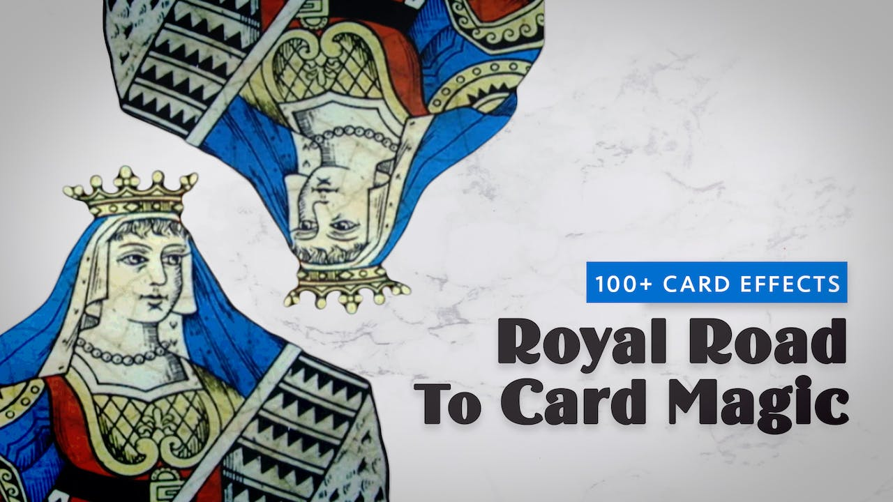 Royal Road To Card Magic - 100 Card Effects