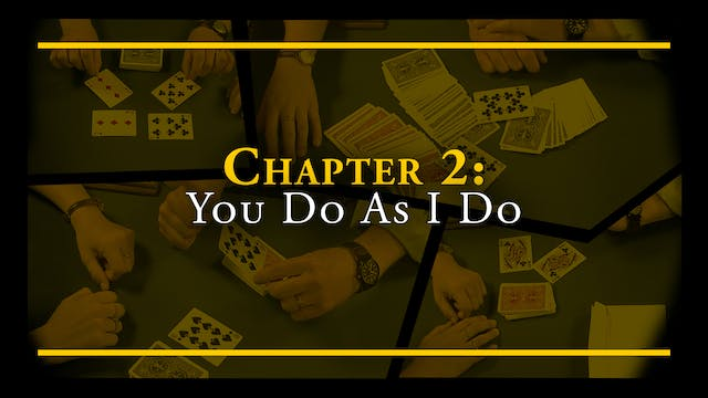 Encyclopedia Chapter 2: You Do As I D...