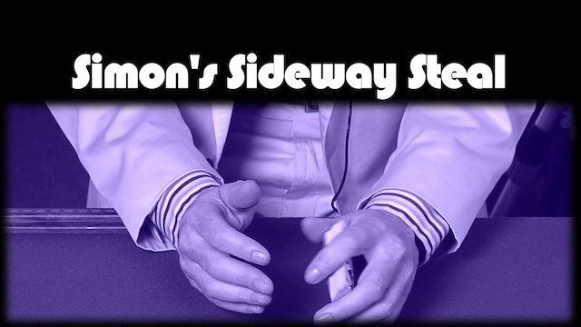 Simon's Sideway Steal