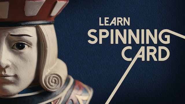 Spinning Card