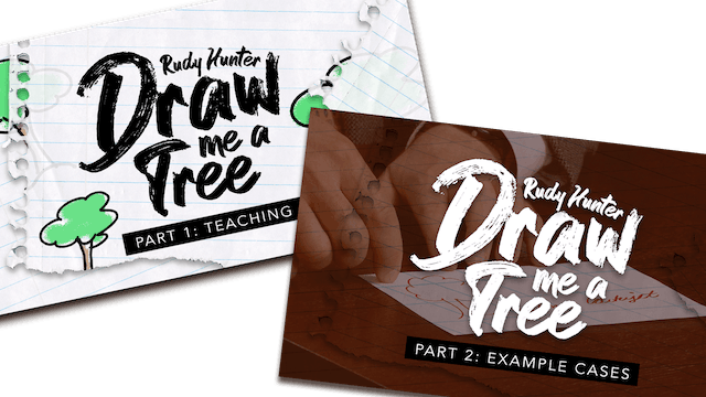Rudy Hunter's Draw Me a Tree - Instant Download