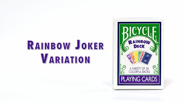 Rainbow Joker Variation