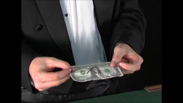 Signed Dollar Bill to Pocket