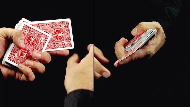 Flying Card Explanation