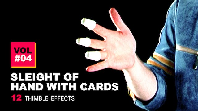 Sleight of Hand with Cards: Volume 4 Full Volume - Download