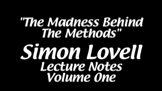 Introduction: Madness Behind the Methods
