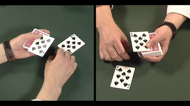 Controlling a Card