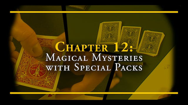 Chapter 12 - Magical Mysteries with S...