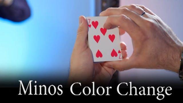 Minos Color Change