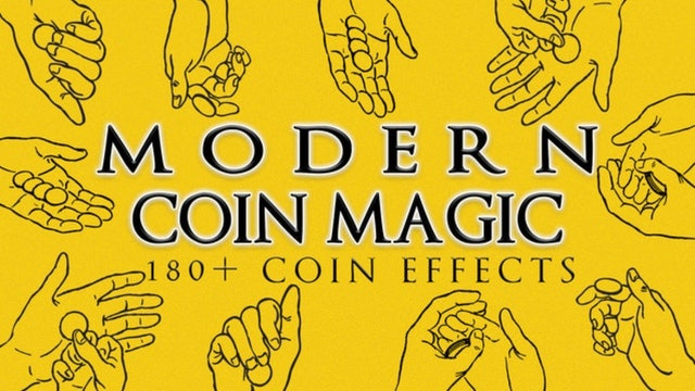 Modern Coin Magic - Instant Download