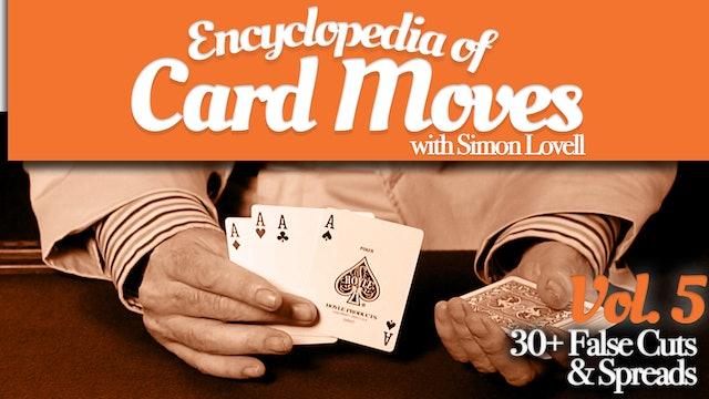 Encyclopedia of Card Moves: Volume 5