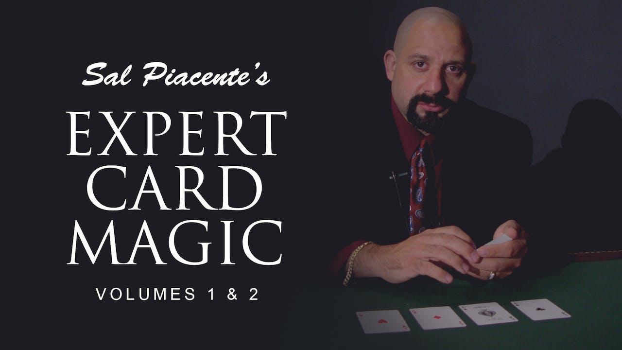 Expert Card Magic - Superior Level Card Magic