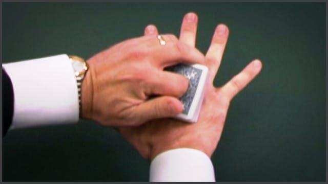 Card Thru Hand