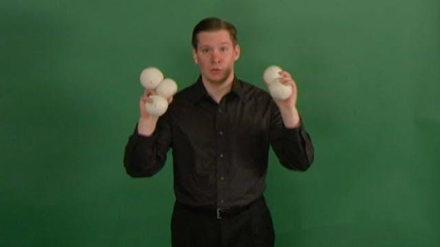 5 Ball Transitions