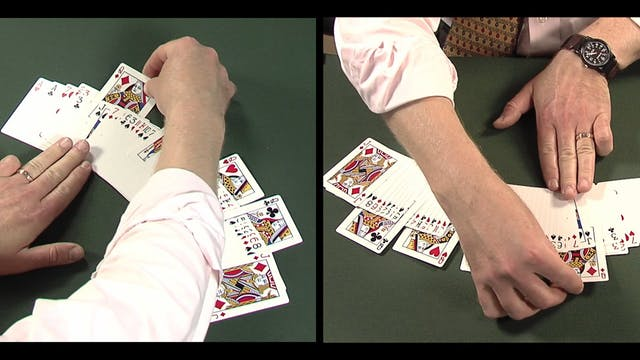 Four Ace Trick