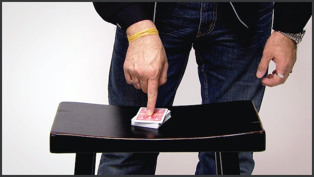 The Deck That Cuts Itself