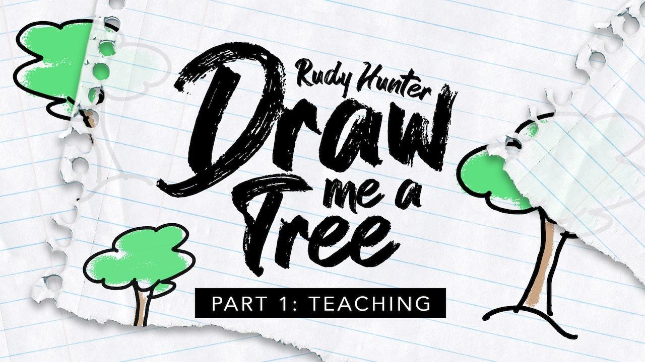 Draw Me a Tree: Teaching