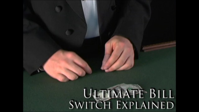Ultimate Bill Switch