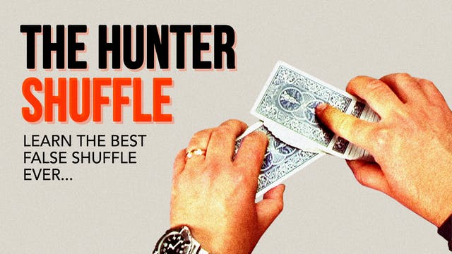 The Hunter Shuffle Instant Download