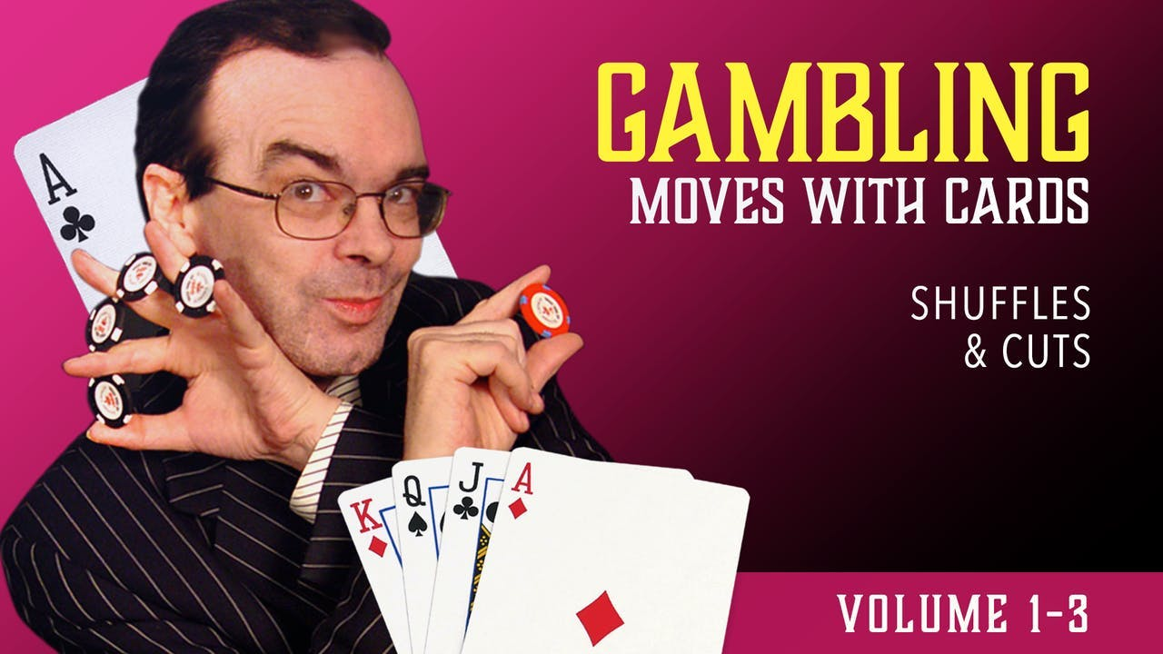 Gambling Moves with Cards - Instant Download