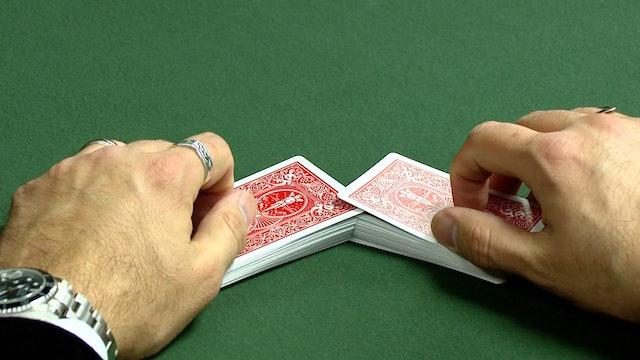 Gamblers Riffle Shuffle