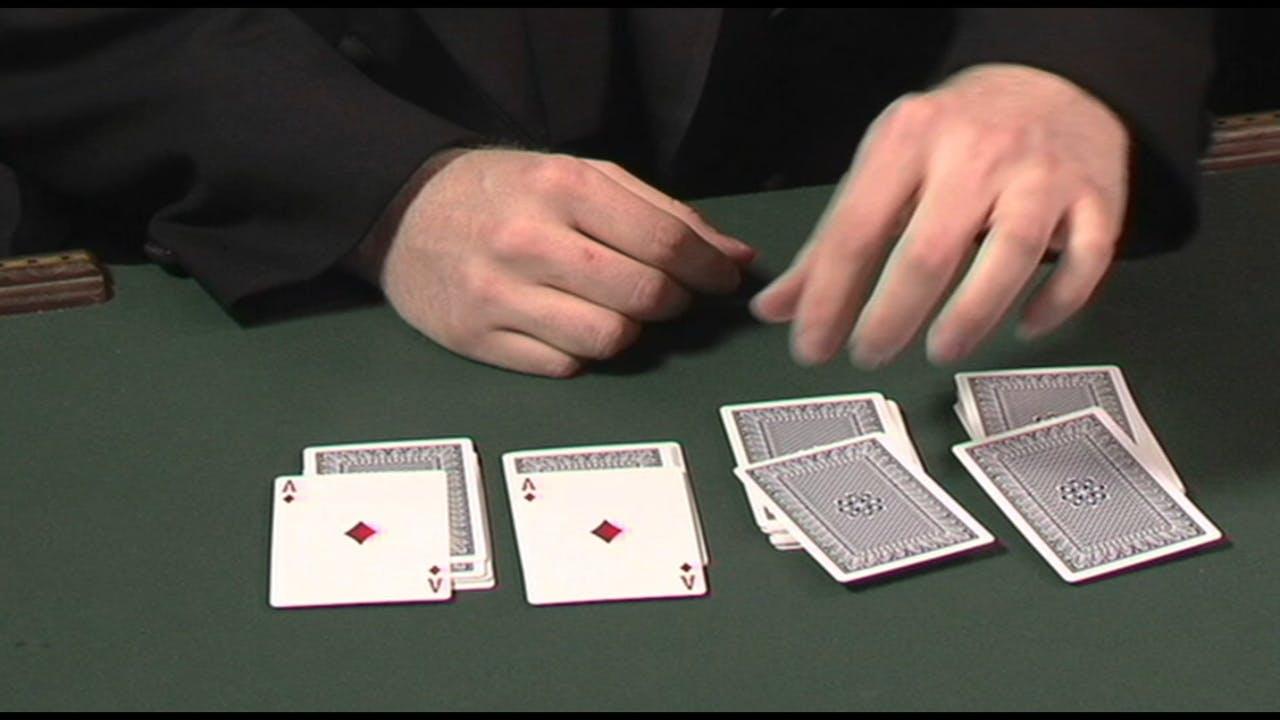 professional routine  30 tips  tricks with svengali deck