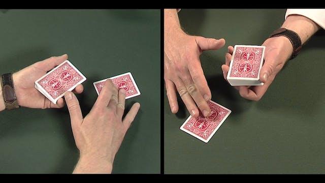 Mene-Tekel Card Peek