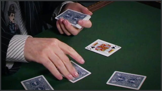 Perplexing Card Mystery