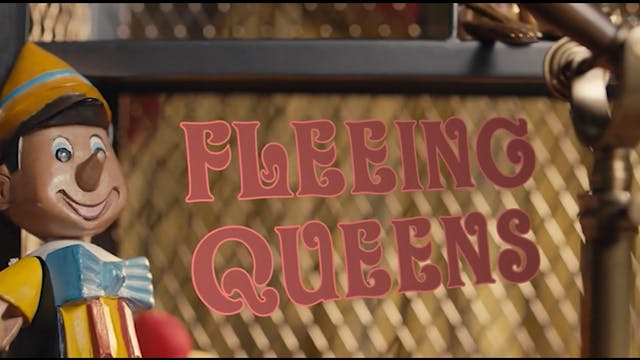 Fleeing Queen