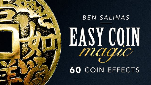 Easy Coin Magic Full Volume - Download