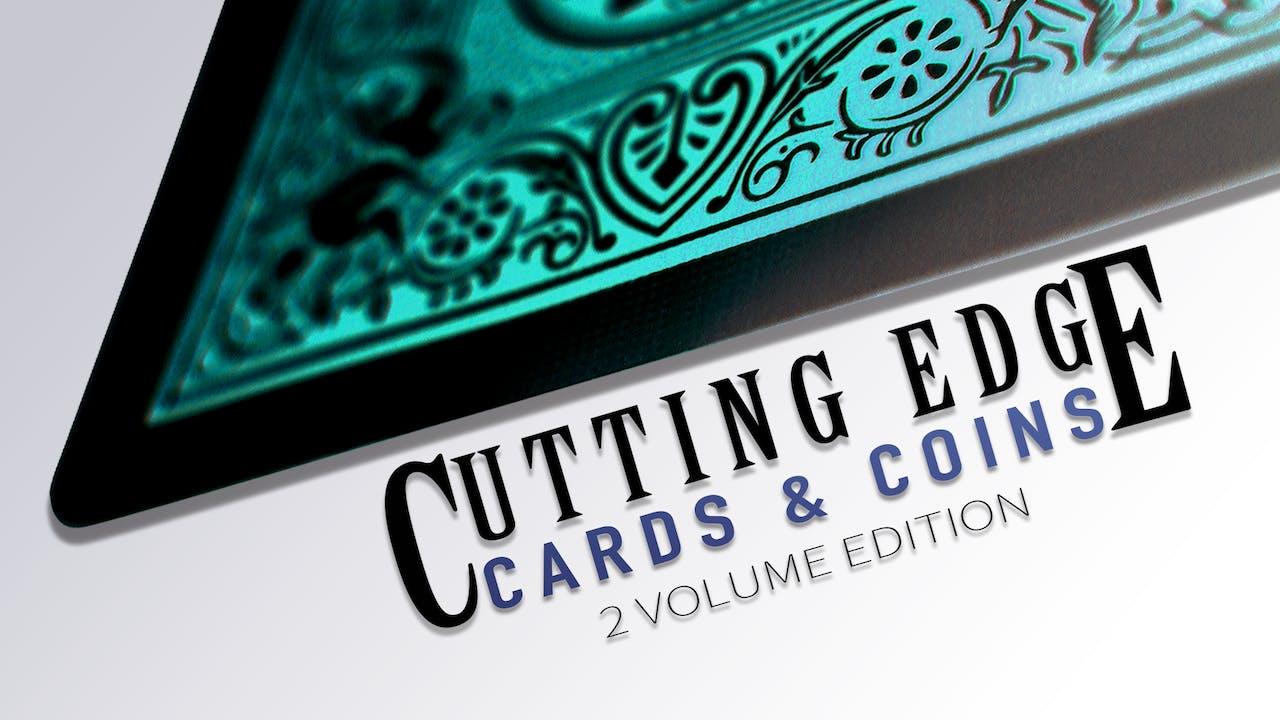Cutting Edge: Cards & Coins [Plus Bonus Material]