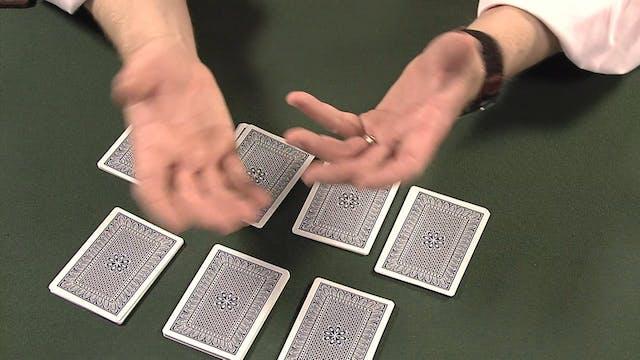 Little Heaps of Card