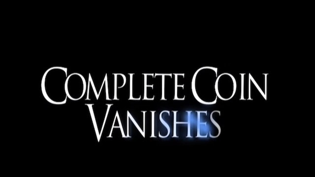 The Bobo Complete Coin Vanish