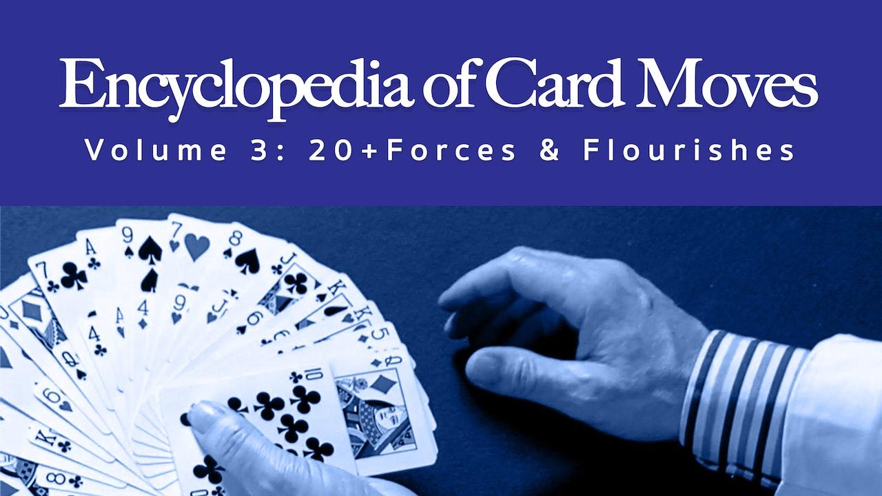 Encyclopedia of Card Moves: Volume 3