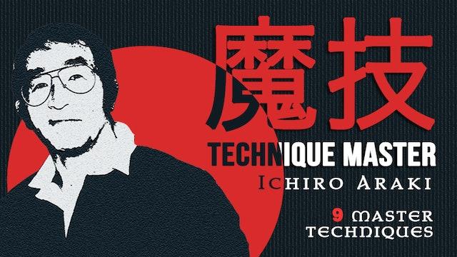 Araki: Technique Master