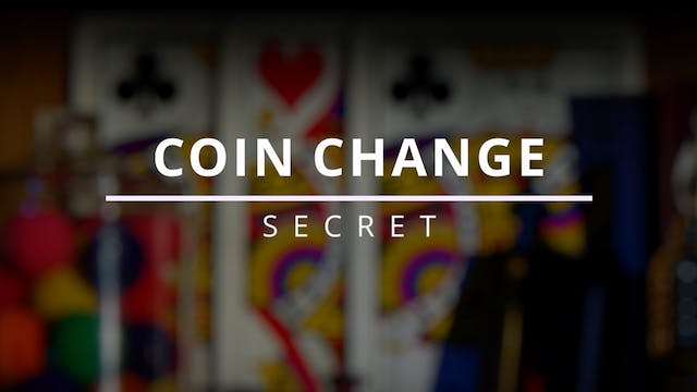Coin Change - Secret