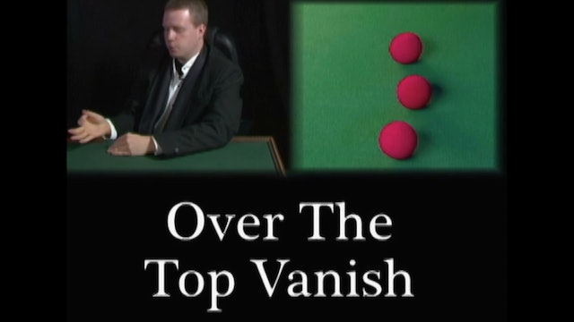 Over the Top Vanish